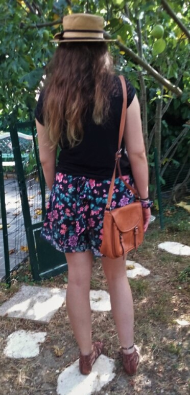 verso short/jupe couture